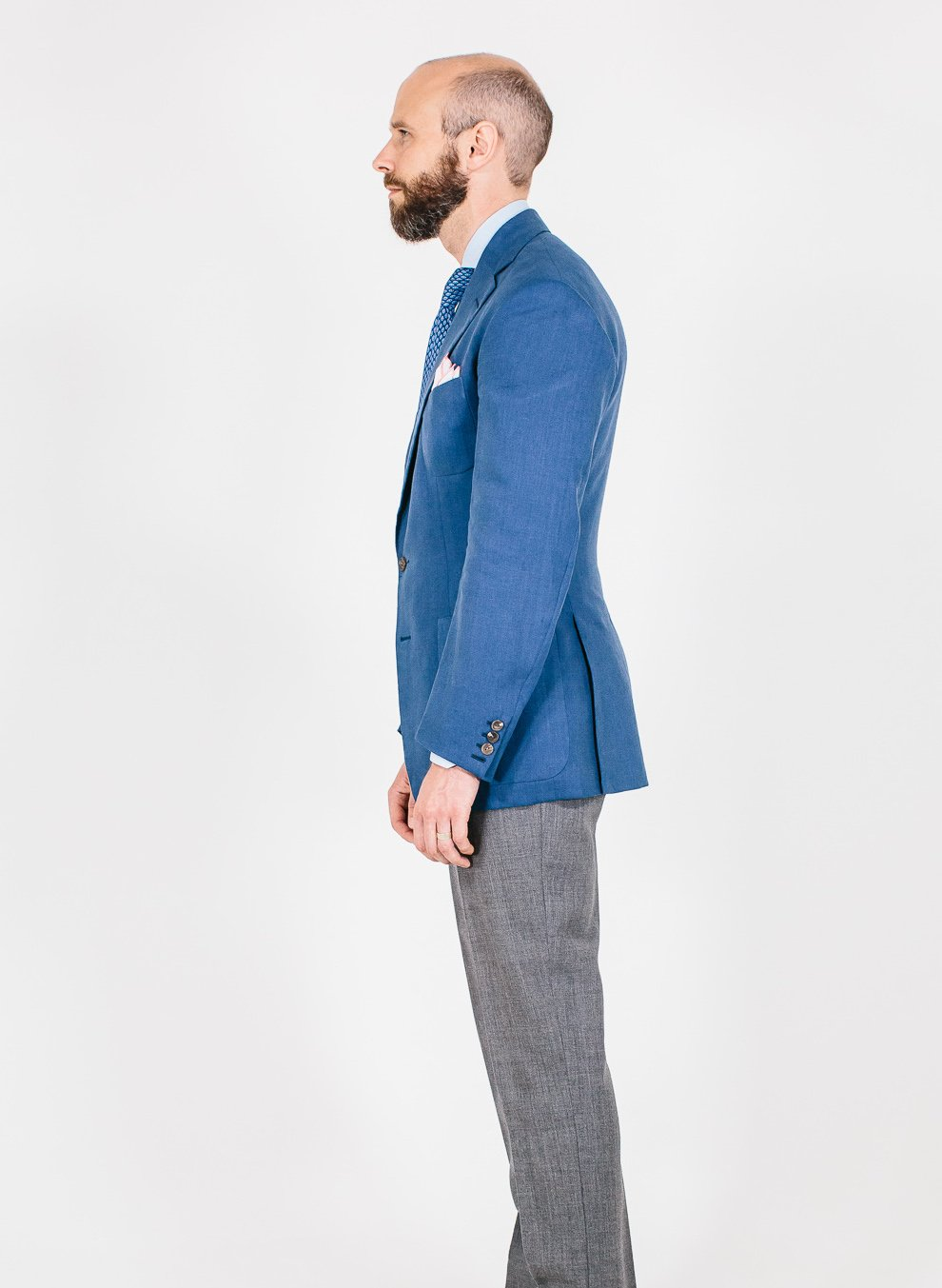 42760dc57e0352 On the subject of comfort, I should highlight that I've found A&S suits to  be the most comfortable of all the ones I've had on Savile Row – a  combination of ...