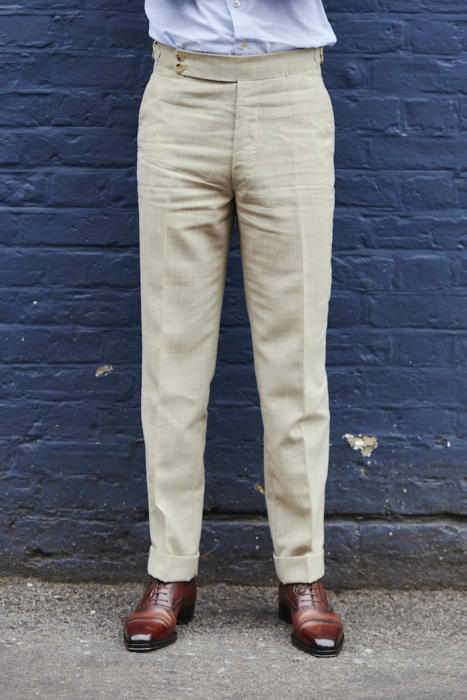 Create your Custom Made to measure Bespoke Pants Tailored Trousers