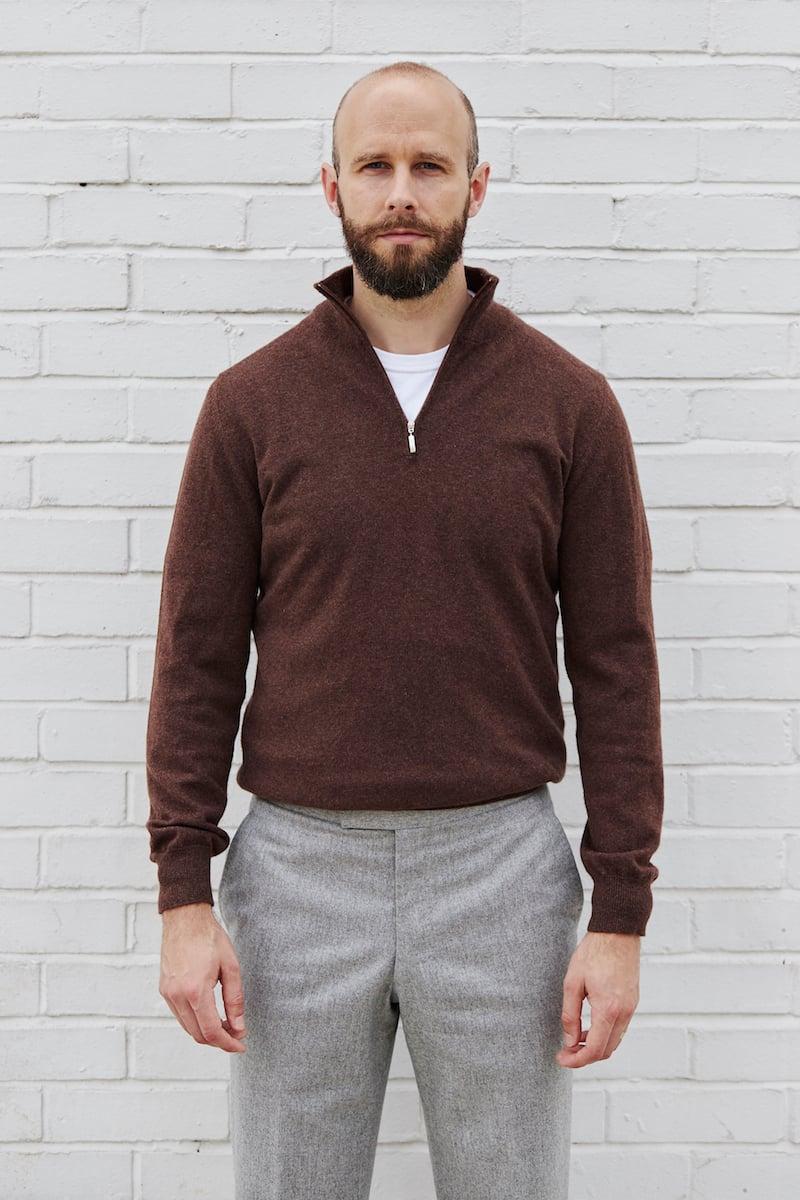 Saman Amel knitwear: Review – Permanent Style