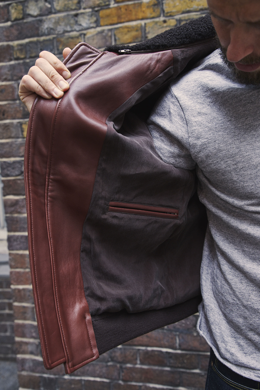 876e24c8e09 Sapayol bespoke leather jacket  Review – Permanent Style