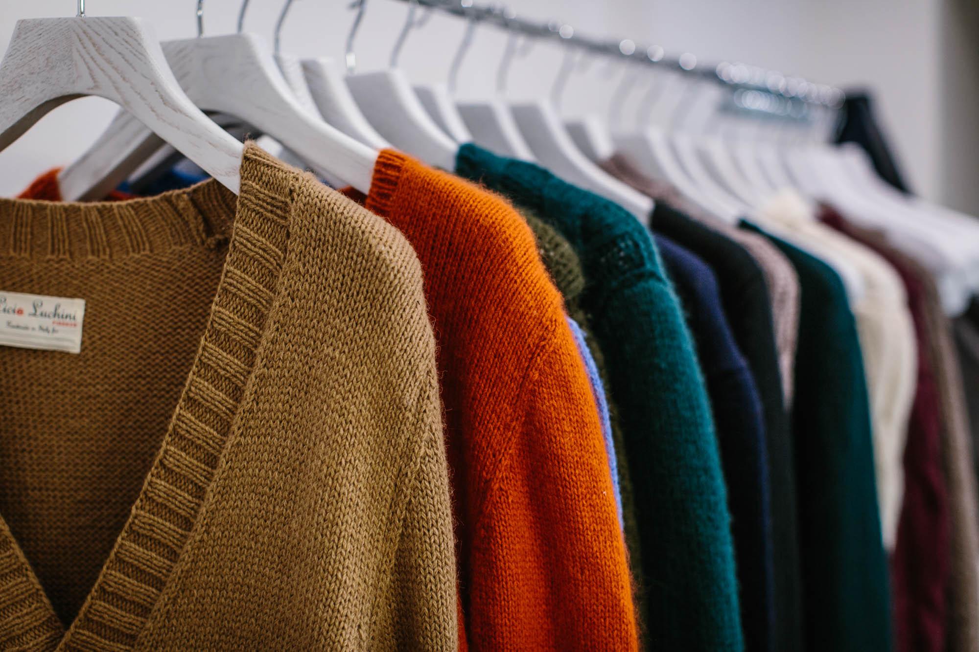 Licia Luchini: Bespoke knitwear, Florence – Permanent Style
