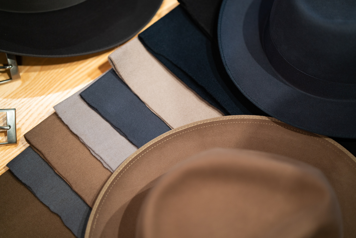 Optimo hats, Chicago – Permanent Style