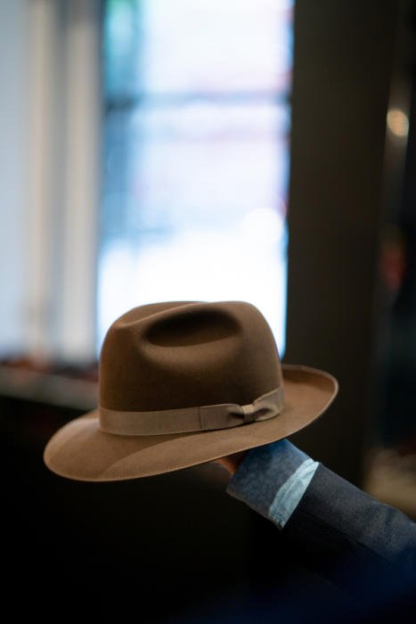 24996a9a5 Optimo hats, Chicago – Permanent Style