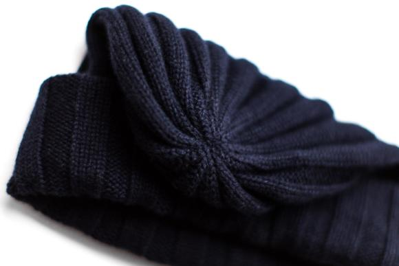 80f633b1240 Personally I find most cashmere hats like this are too big