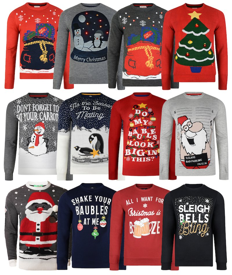I hate Christmas jumpers – Permanent Style