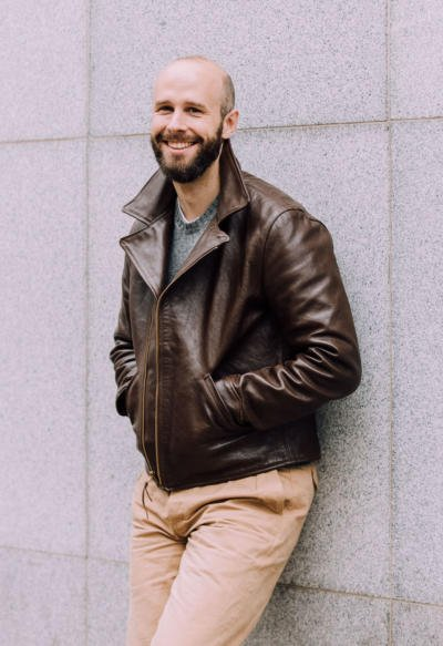 How to wear horsehide