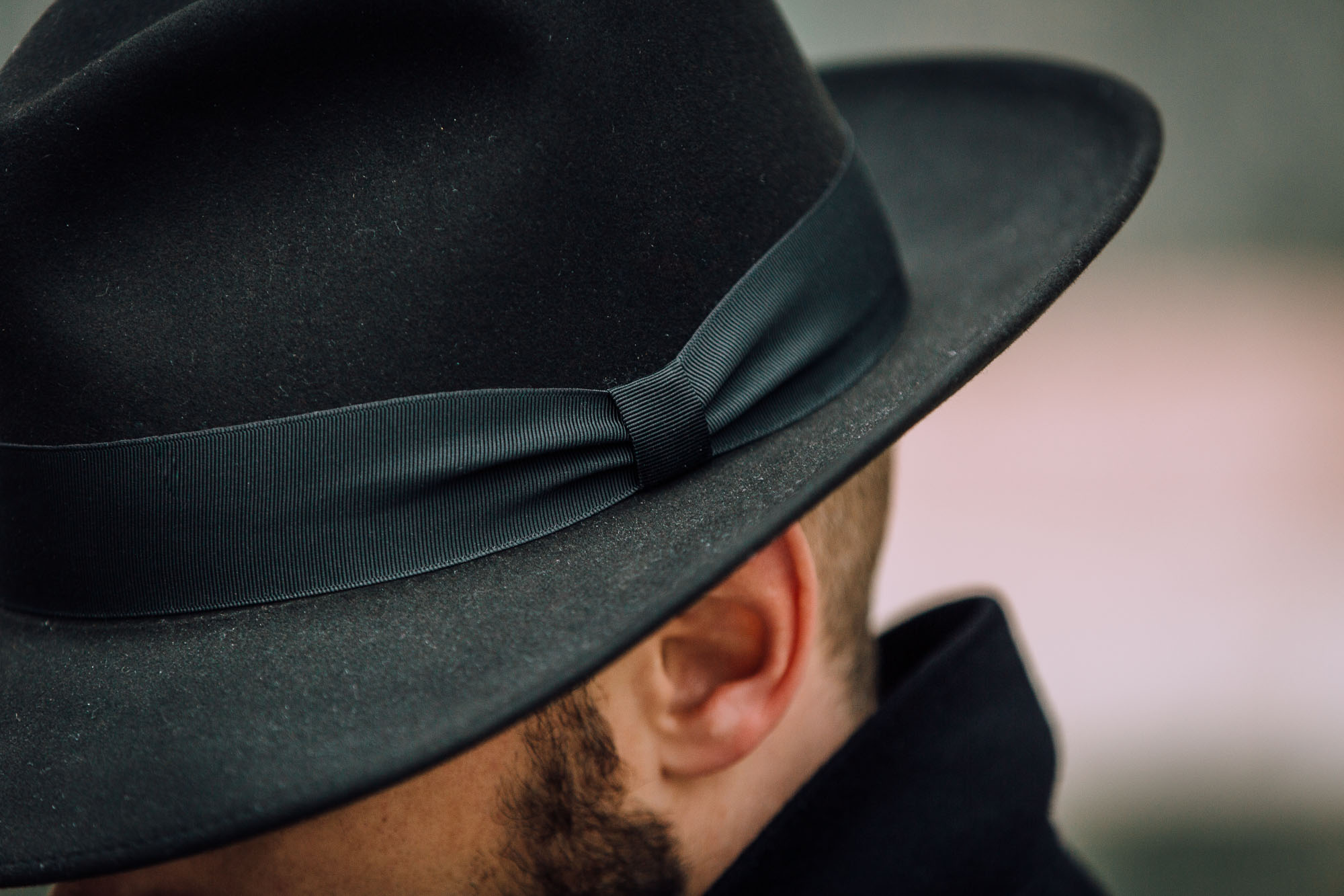 7ceab16c4ee ... guys that think hats don t suit them. Wear an overcoat