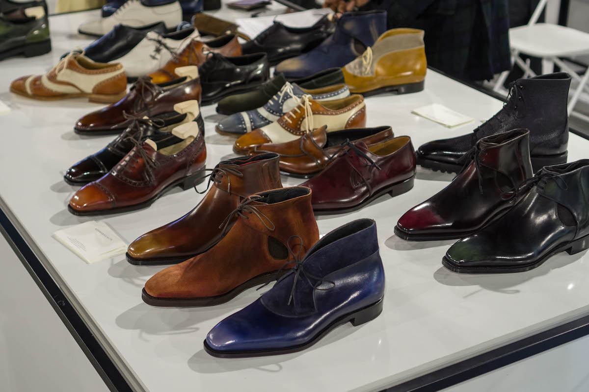 0d98af63e The shoe Super Trunk in London – and best shoemaking in the world ...