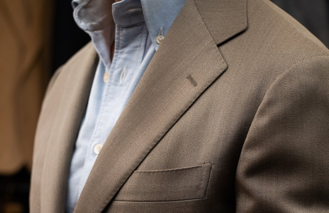 536044ebec0327 The first jacket a customer will likely be put in is the model 3 (above).  This is in some ways the Armoury default style, and also the one that  appeals to ...