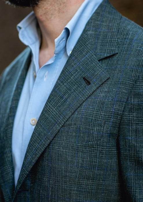 be4f97ef0a5d3 Prologue semi-bespoke summer jacket  Review – Permanent Style