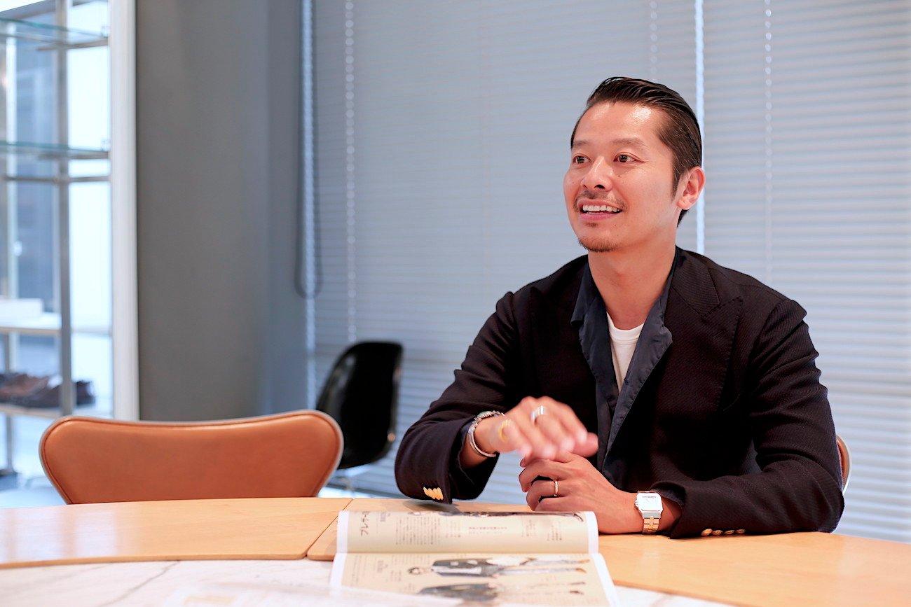 Tatsuya Nakamura and Tomoyoshi Takada of Beams – and Ivy