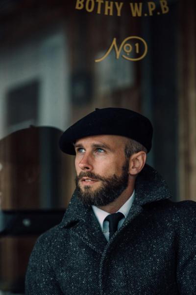 The beret