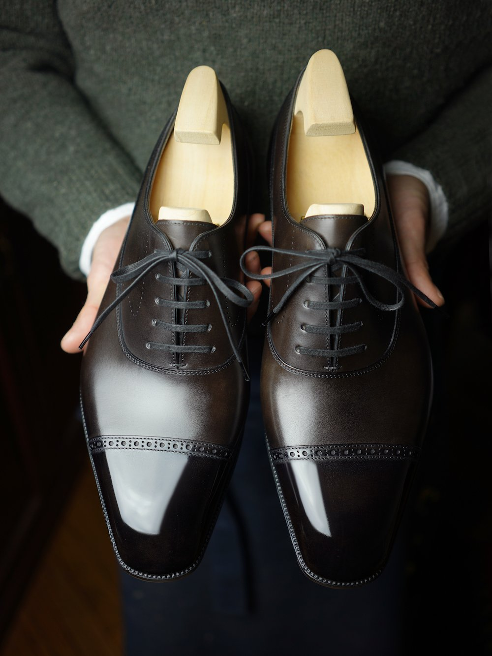 Yohei Fukuda bespoke shoes: Review