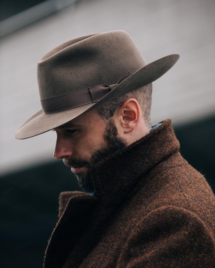 Men/'s Major Wear Wool felt   Stiff Top Hats in Various Colours /& Sizes