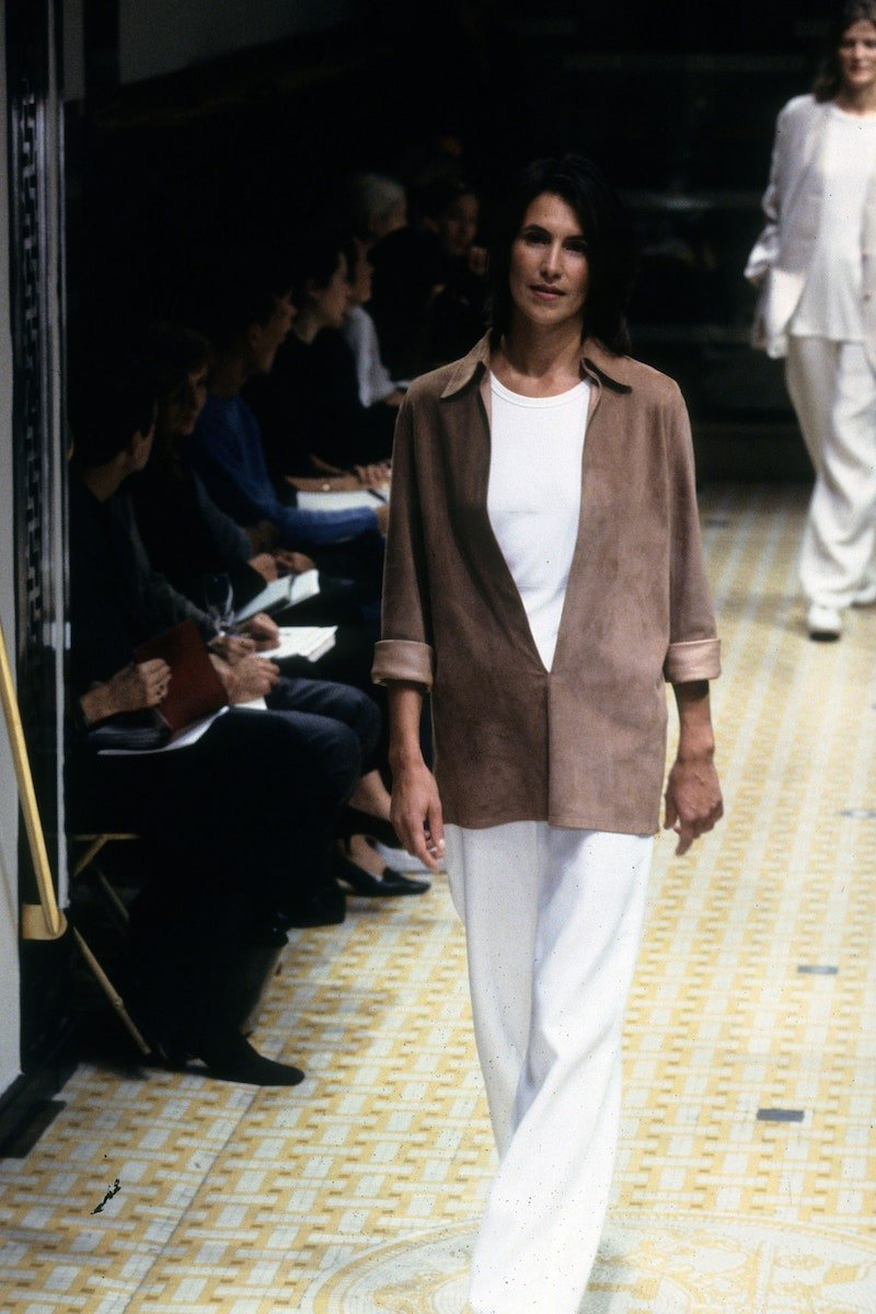 The Unexpected Inspiration Of Ralph Lauren Womenswear Permanent Style